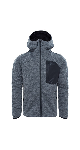 The North Face Thermoball Windwall Jas Heren grijs